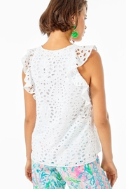 Lilly Pulitzer Faun Top - Front full body
