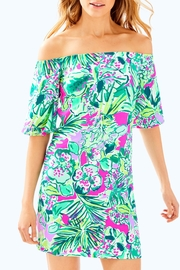Lilly Pulitzer Fawcett Dress - Product Mini Image