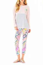 Lilly Pulitzer Finn Long Sleeve Tee - Product Mini Image