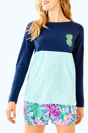 Lilly Pulitzer Finn Tee - Product Mini Image