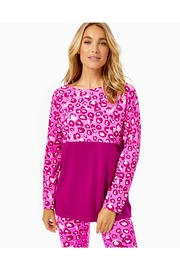 Lilly Pulitzer Finn Top - Front full body