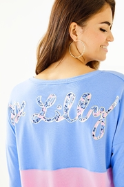 Lilly Pulitzer Finn Top - Side cropped