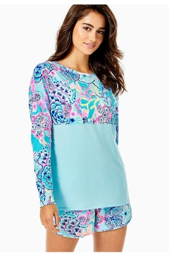 Lilly Pulitzer Finn Top - Product List Image