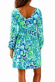 Lilly Pulitzer Printed Mini Dress - Product Mini Image