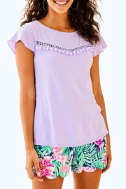 Lilly Pulitzer Florabelle Top - Product Mini Image