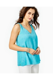 Lilly Pulitzer Florin Reversible Tank Top - Side cropped