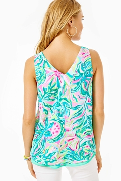 Lilly Pulitzer Florin Reversible Tank-Top - Alternate List Image