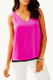 Lilly Pulitzer Florin Reversible Tank - Product Mini Image
