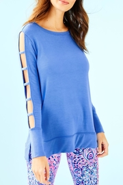 Lilly Pulitzer Fresh Squeeze Pullover - Product Mini Image