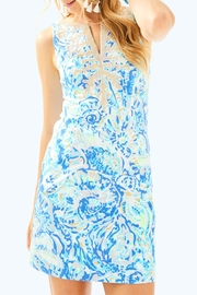 Lilly Pulitzer Gabby Shift Dress - Front cropped