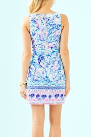 Lilly Pulitzer Gabby Shift Dress - Front full body