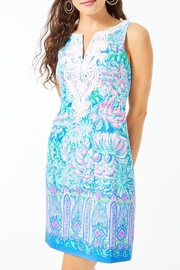 Lilly Pulitzer Gabby Stretch-Shift Dress - Front cropped
