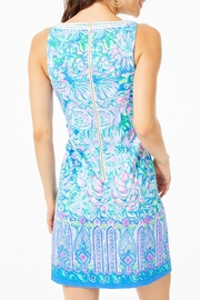 Lilly Pulitzer Gabby Stretch-Shift Dress - Front full body
