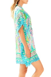 Lilly Pulitzer Gardenia Coverup - Side cropped