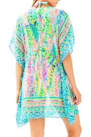 Lilly Pulitzer Gardenia Coverup - Front full body