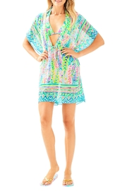 Lilly Pulitzer Gardenia Coverup - Back cropped
