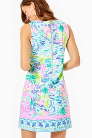 Lilly Pulitzer Gellar Shift Dress - Front full body