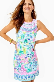 Lilly Pulitzer Gellar Shift Dress - Product Mini Image