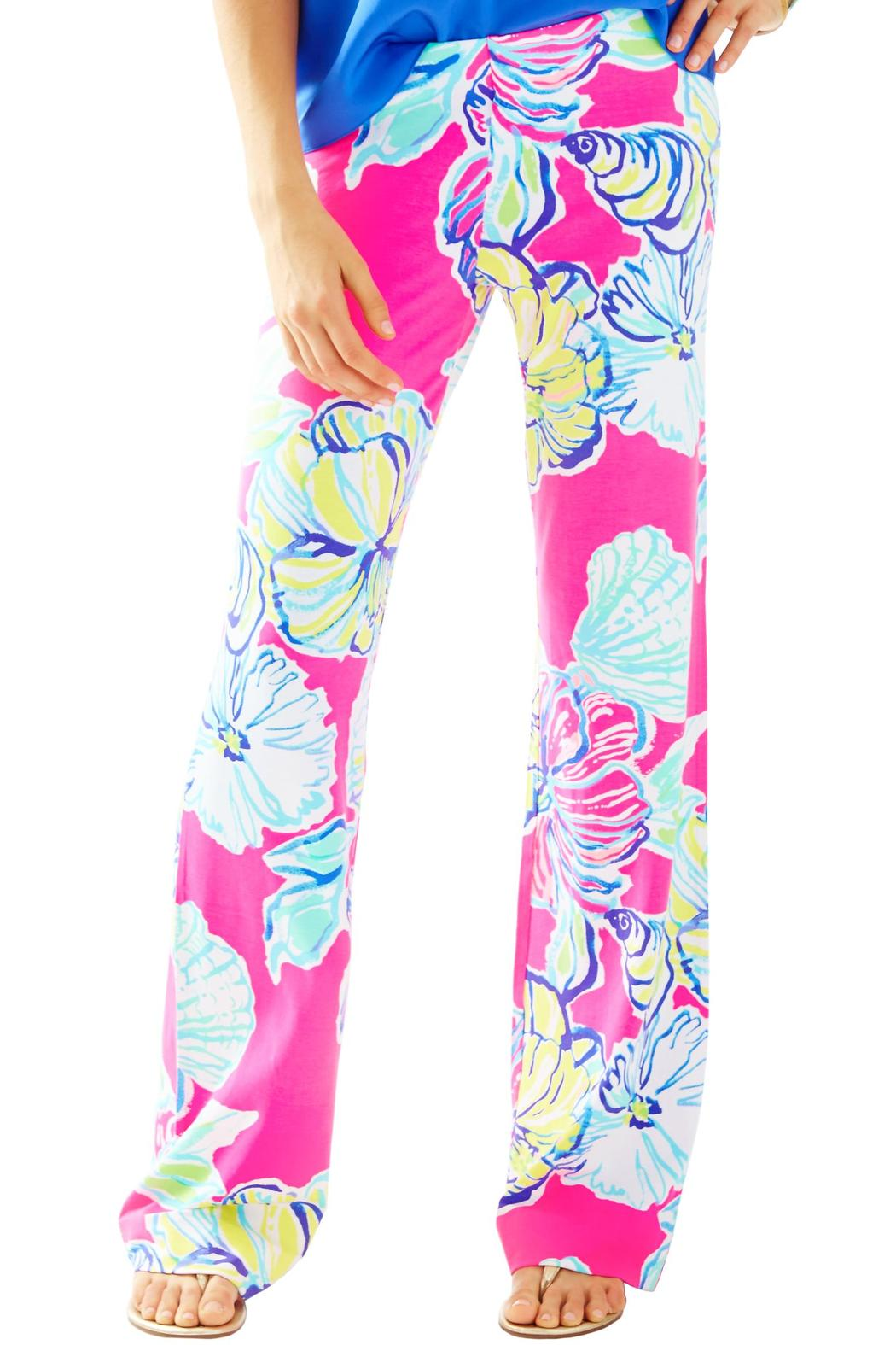 f2dbb45f59d613 Lilly Pulitzer Georgia May Palazzo Pant from Sandestin Golf and ...