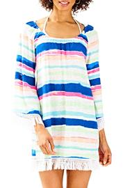 Lilly Pulitzer Getaway Cover Up - Product Mini Image