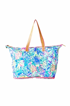 Lilly Pulitzer Getaway Packable Tote - Product List Image