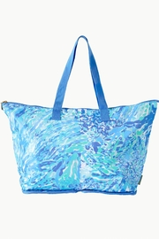 Lilly Pulitzer Getaway Packable Tote - Product Mini Image