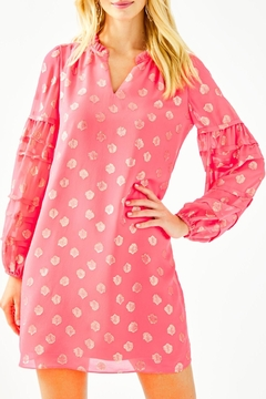 Lilly Pulitzer Giana Silk Dress - Product List Image