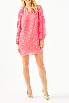 Lilly Pulitzer Giana Silk Dress - Alternate List Image
