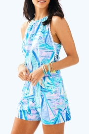 Lilly Pulitzer Gianni Romper - Product Mini Image