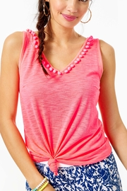 Lilly Pulitzer Gigi Tank Top - Product Mini Image