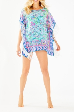 Lilly Pulitzer Ginette Coverup - Alternate List Image
