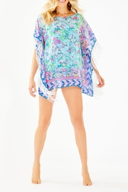 Lilly Pulitzer Ginette Coverup - Side cropped