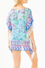 Lilly Pulitzer Ginette Coverup - Front full body