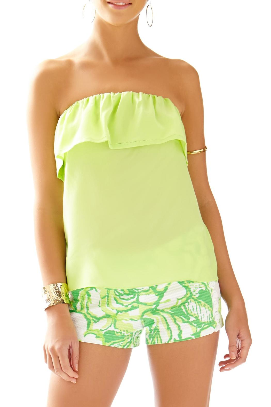 4857990a76 Lilly Pulitzer Ginny Top Dew-Drop from Sandestin Golf and Beach ...