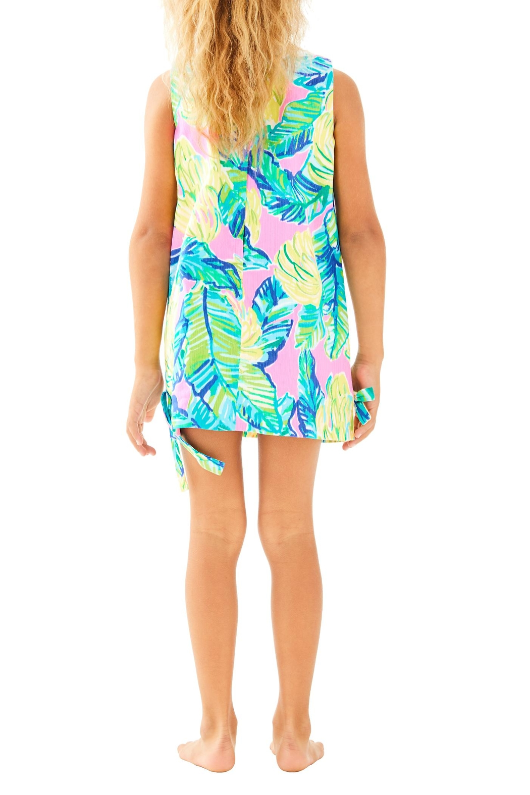 Lilly Pulitzer Girls Classic Shift - Front Full Image