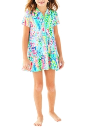 Lilly Pulitzer Girls Cooke Coverup - Product Mini Image