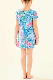 Lilly Pulitzer Girls Ivy Cover-Up - Front full body