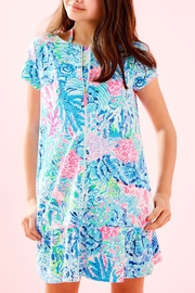 Lilly Pulitzer Girls Ivy Cover-Up - Back cropped