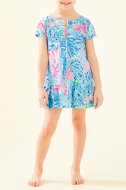 Lilly Pulitzer Girls Ivy Cover-Up - Front cropped