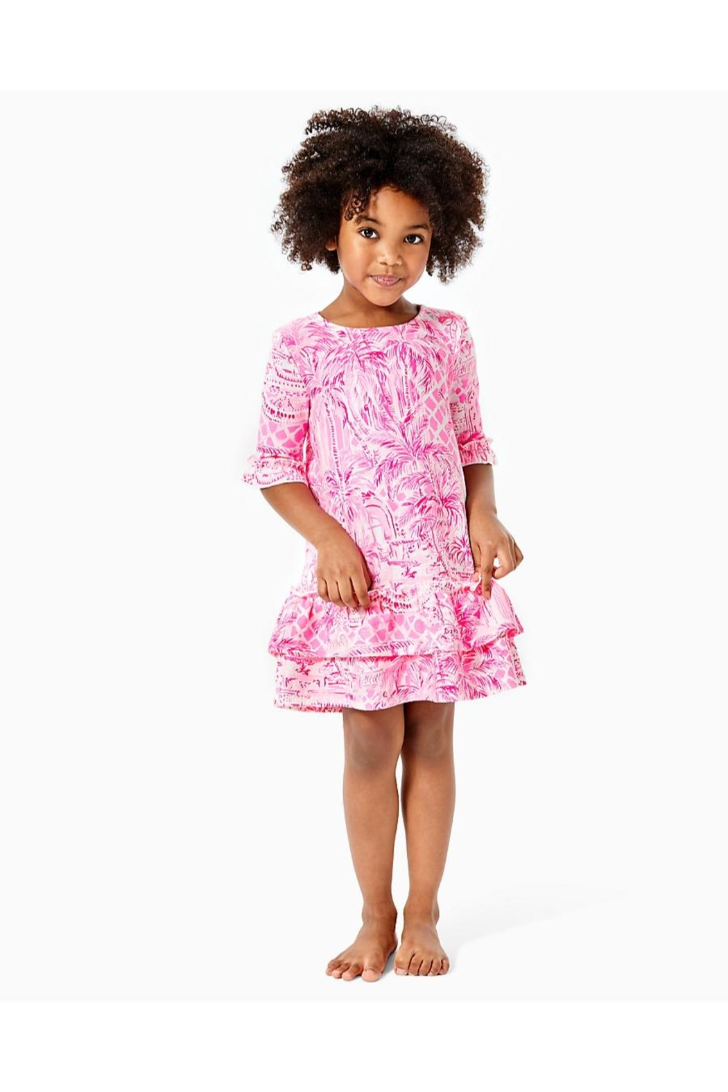 Lilly Pulitzer Girls Kailyn Dress - Main Image