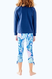 Lilly Pulitzer Girls Maia Legging - Front full body