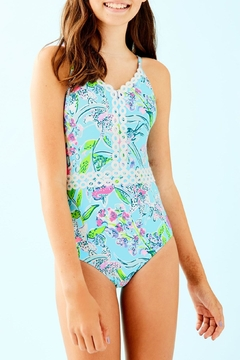 Shoptiques Product: Girls Mals Swimsuit