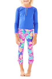Lilly Pulitzer Girls Melody Legging - Product Mini Image