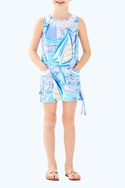Lilly Pulitzer Girls Shift Dress - Front cropped