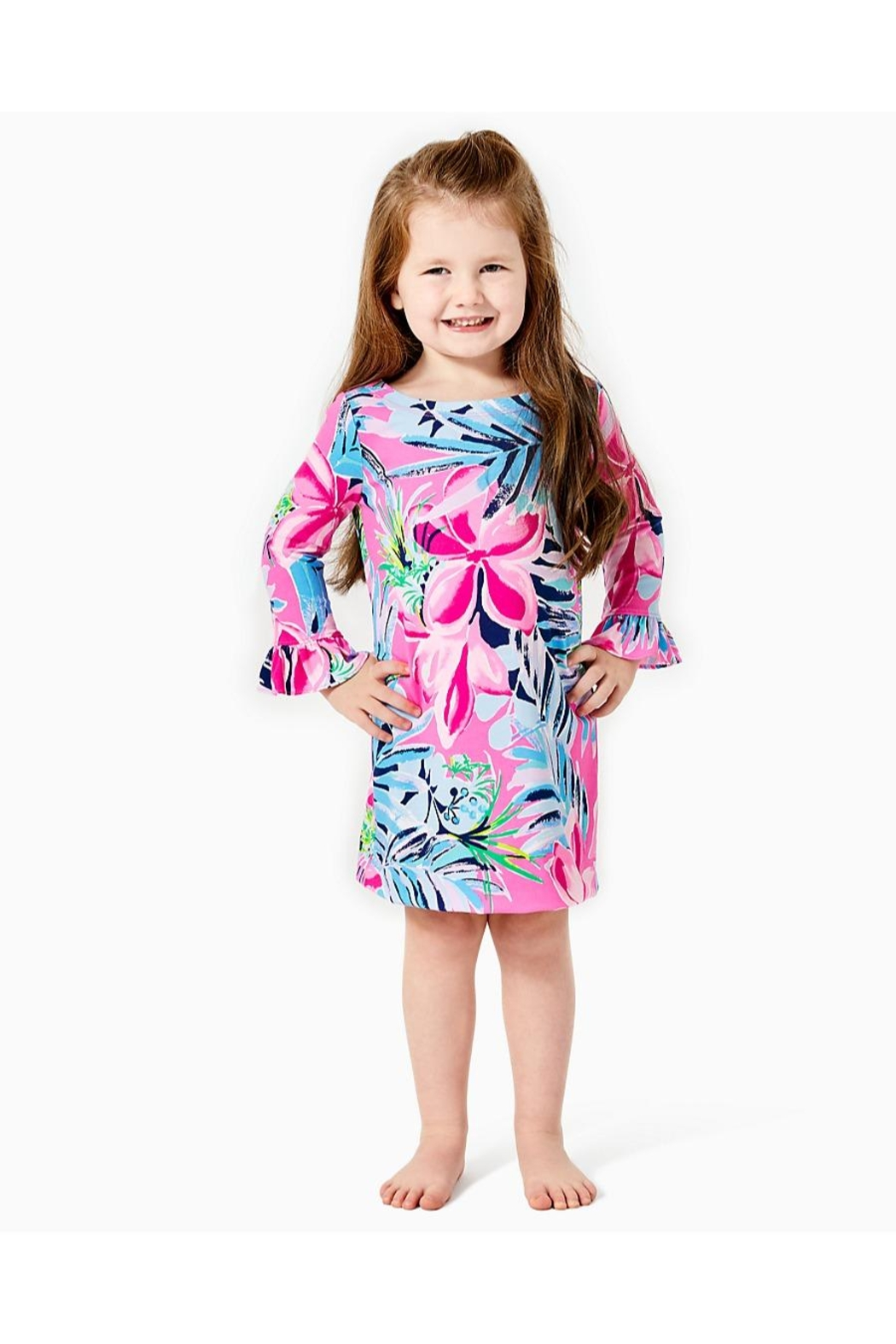 Lilly Pulitzer Girls Sophie Dress - Main Image