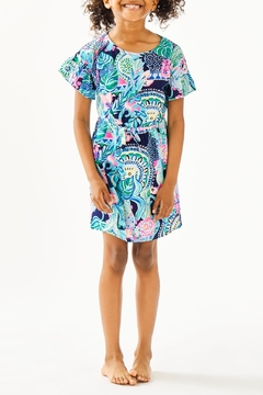 Lilly Pulitzer Girls Stasia Dress - Product List Image