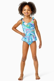 Lilly Pulitzer Girls Vossie Swimsuit - Product Mini Image