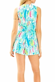 Lilly Pulitzer Greer Romper - Front full body