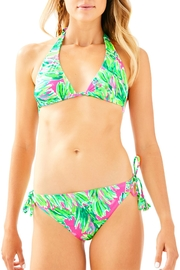Lilly Pulitzer Guava Bikini Bottom - Front cropped