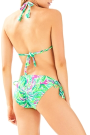 Lilly Pulitzer Guava Bikini Bottom - Front full body